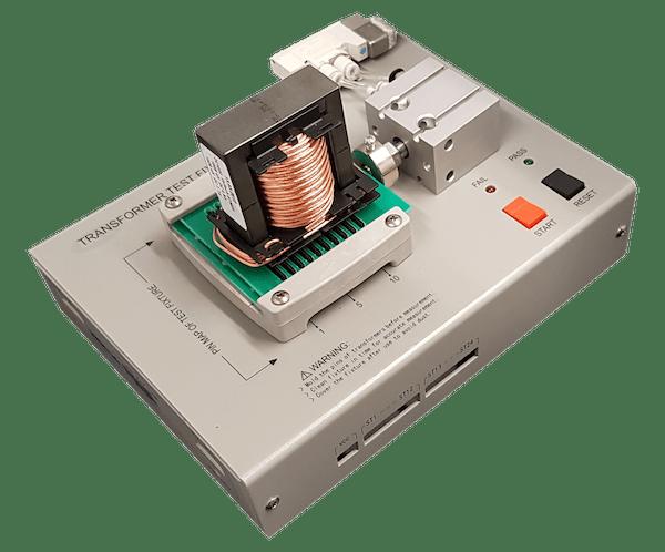 Fixture-Transformer-Tester