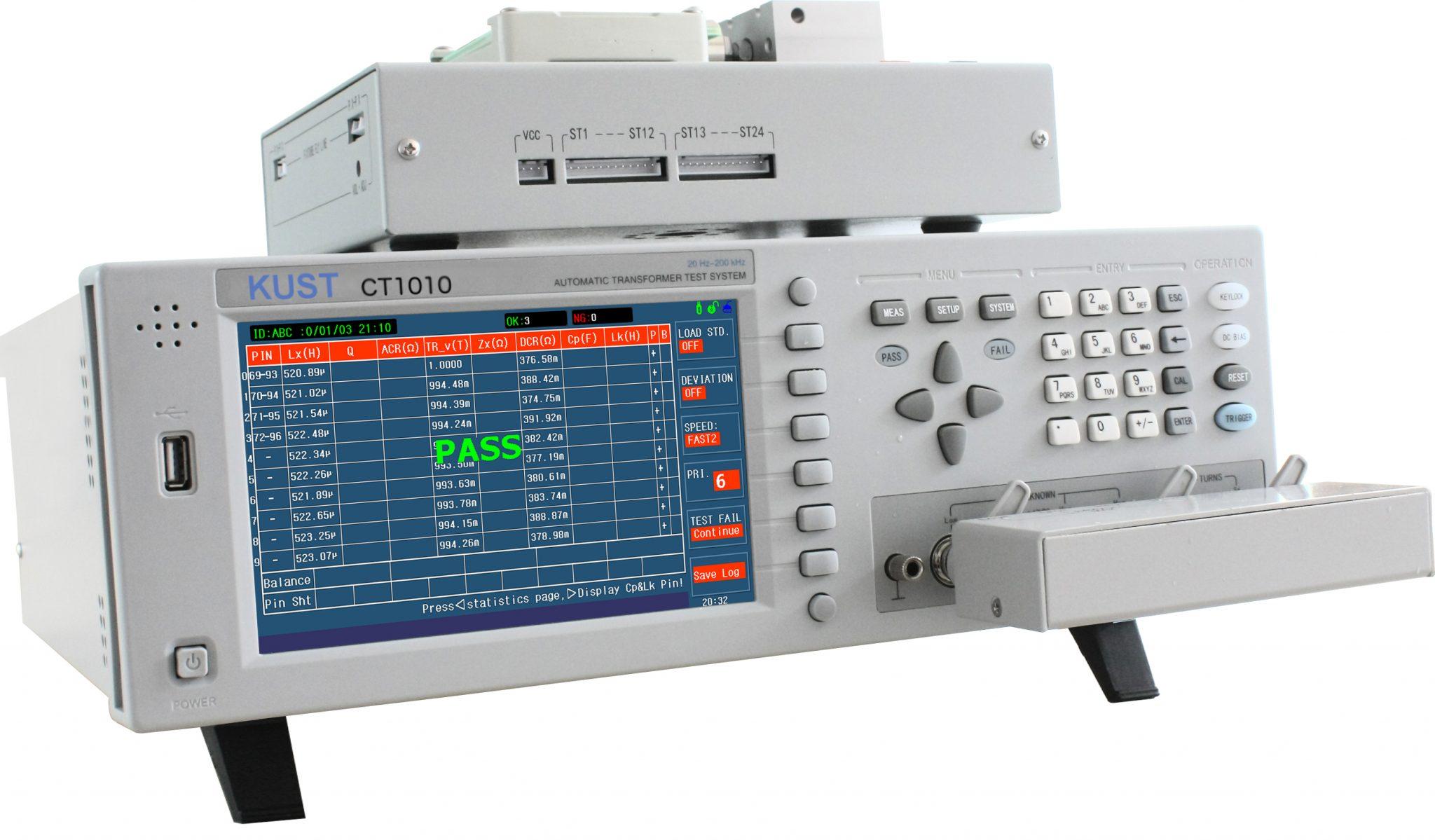 Transformatoren-Tester CT1010