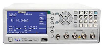 Widerstands-Meter MM2020