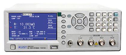Widerstands-Meter MM2040